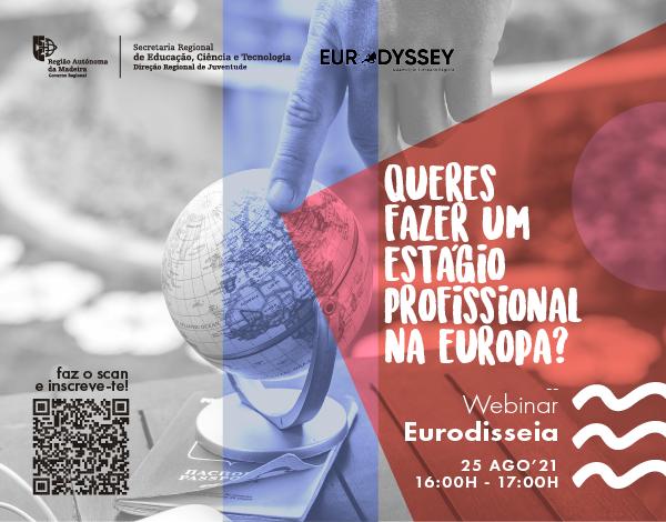 Queres fazer um Estágio profissional num país europeu?