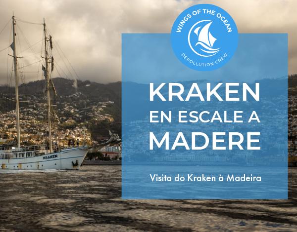 Memórias da escala do Navio Kraken na Madeira