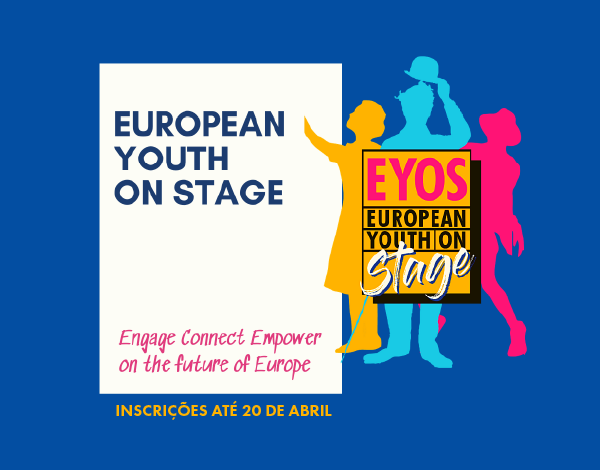 "Rede Eurodesk | Workshop ""European Youth on Stage"""