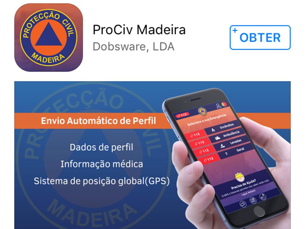 App SRPC atinge os mil 'downloads' em 24 horas