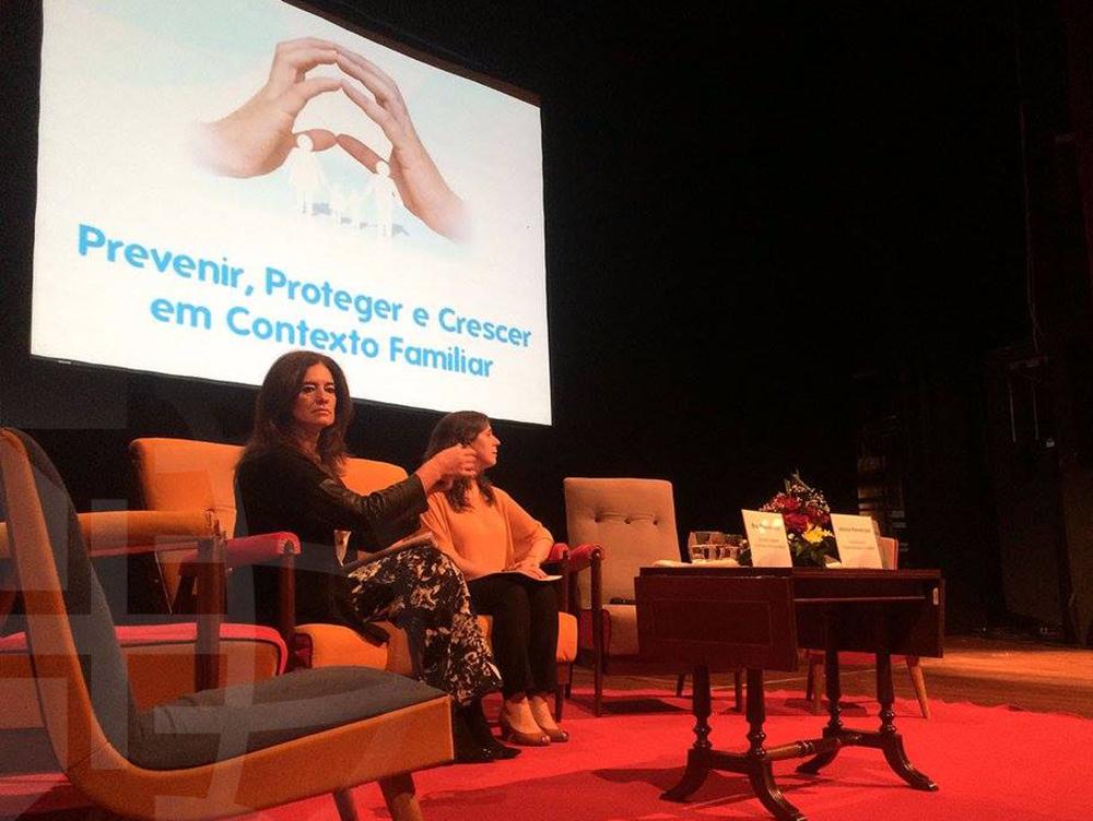 Rubina Leal pede às CPCJ que acalentem sempre o interesse das crianças e jovens