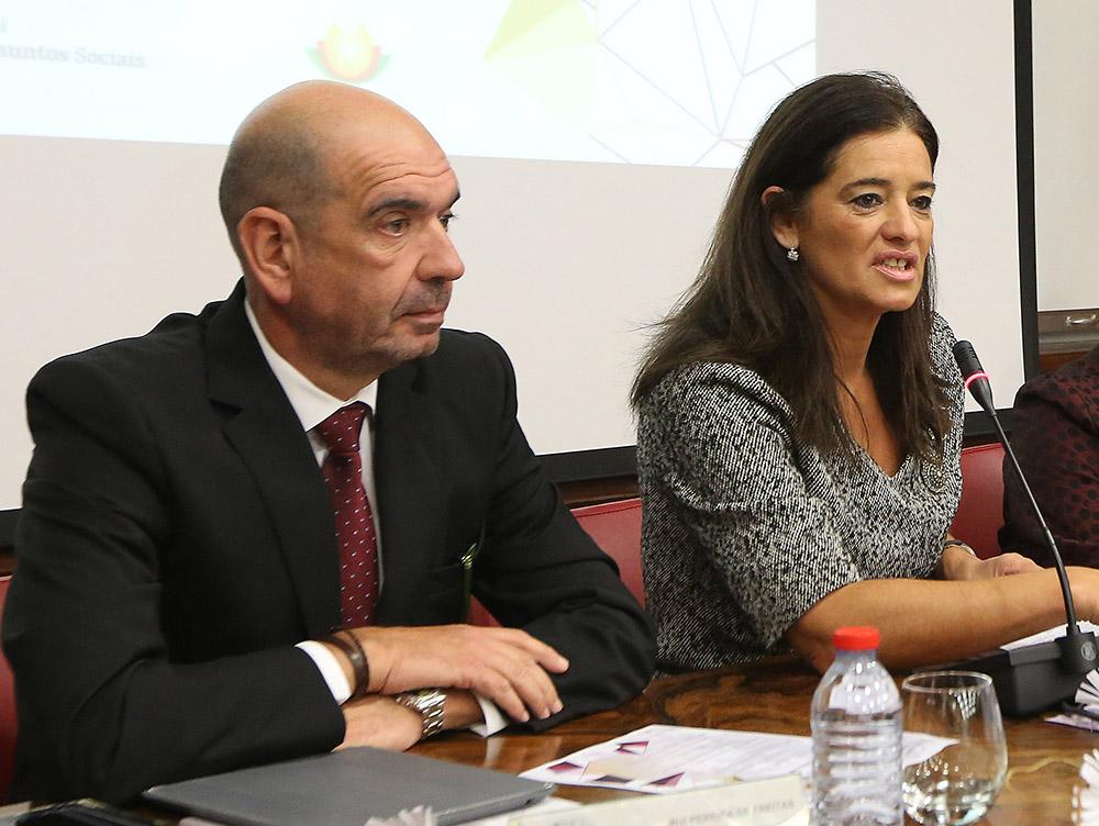 40 milhões de euros em apoios sociais às famílias da Região