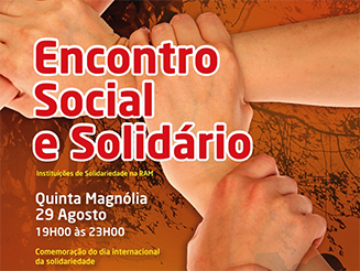 Presidente da República convidado do Encontro Social e Solidário