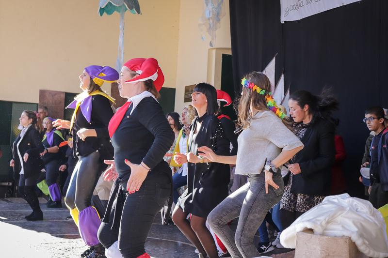 Carnaval Solidário: participação dos utentes dos Polos Comunitários da IHM promove o desenvolvimento de competências e o sentimento de pertença