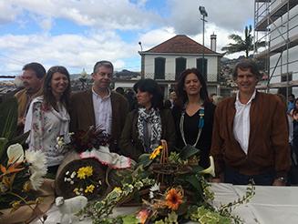 Casa do Povo de São Roque promoveu concurso de artes florais