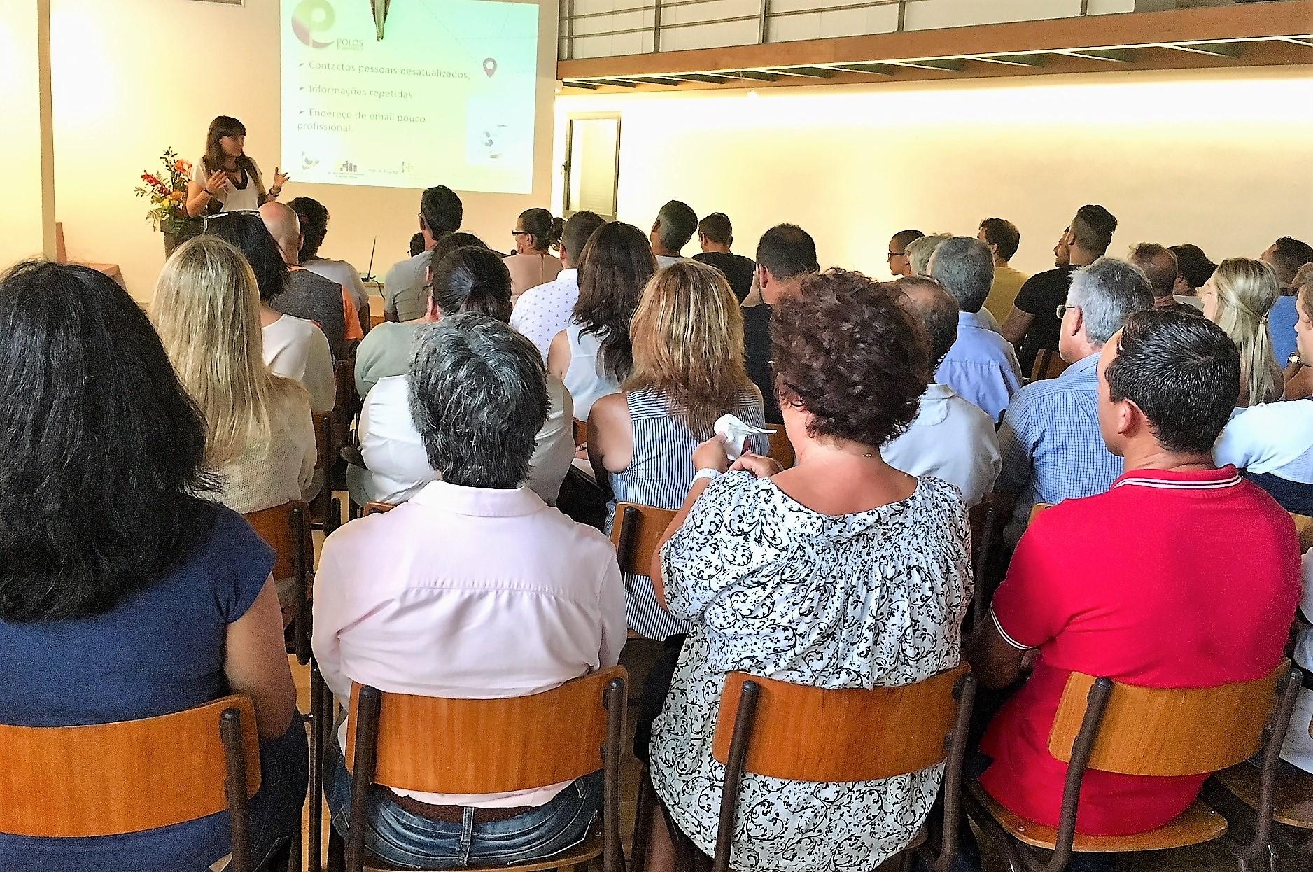 GR envolve mais de 80 cidadãos em sessões alusivas a técnicas de procura ativa de emprego e direitos e deveres dos beneficiários de prestações de desemprego
