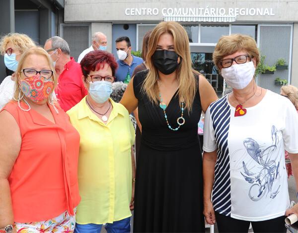 Centro Comunitário Regional comemora Dia dos Avós