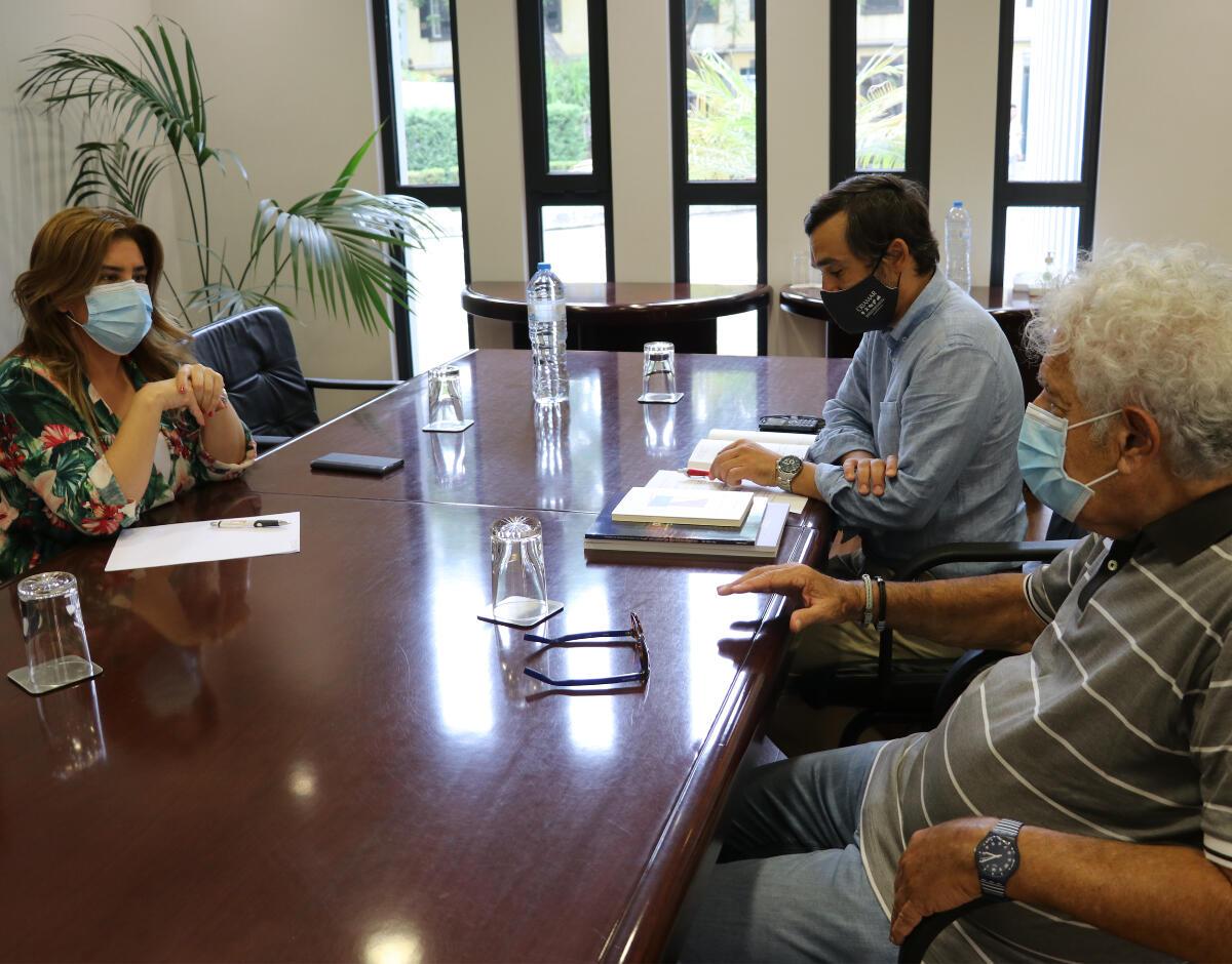 Augusta Aguiar elogia «excelente trabalho» desenvolvido pela CRIAMAR