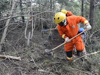 SRPC promoveu Curso para Equipas de Reconhecimento e Avaliação de Risco de Incêndio Florestal