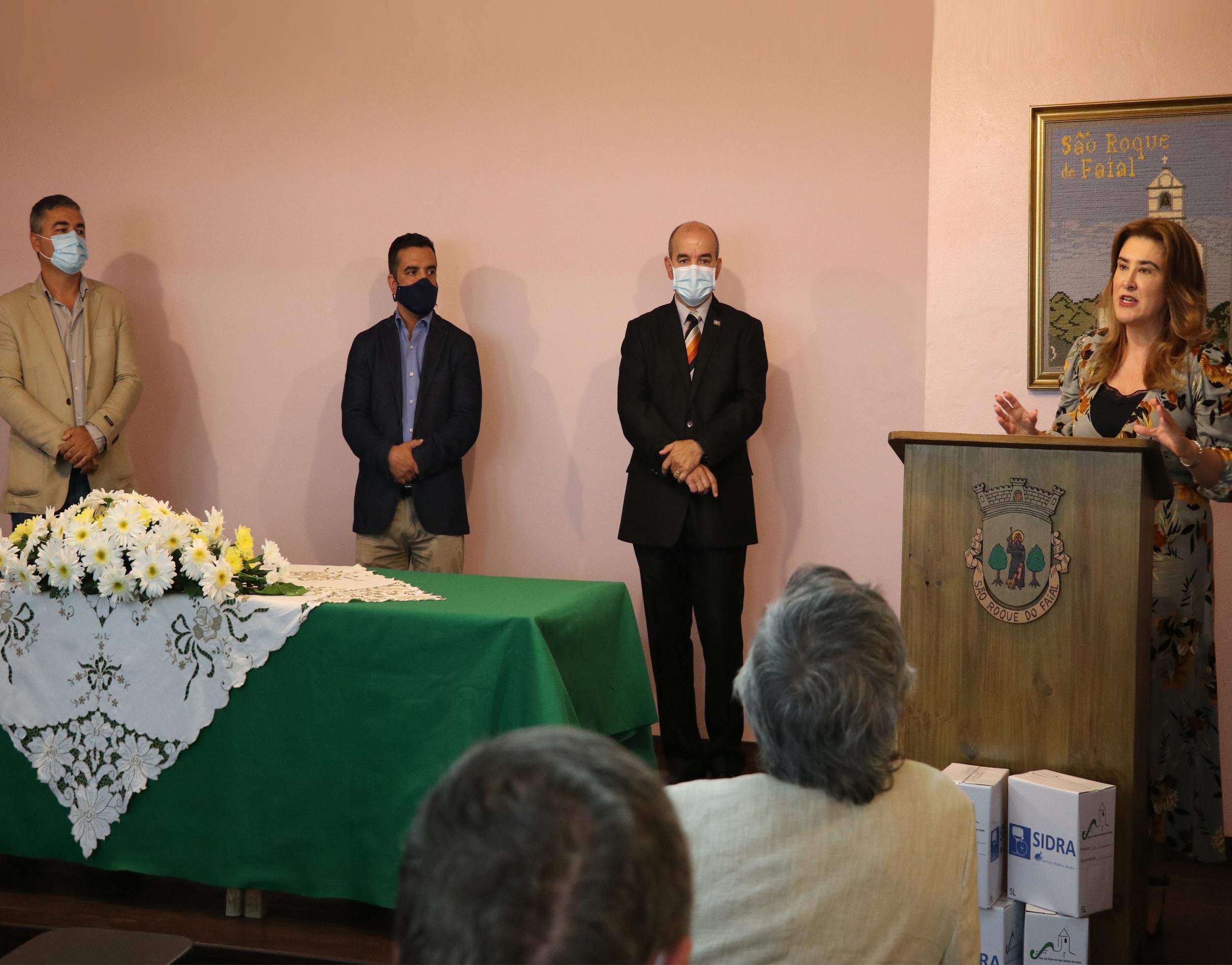 Augusta Aguiar destaca apoios do Governo Regional a Norte