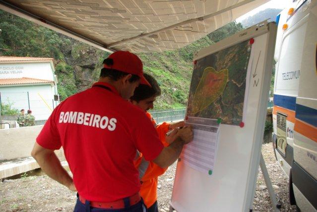 SRPC apela ao cuidado redobrado da população devido à previsão de temperaturas elevadas nas zonas montanhosas
