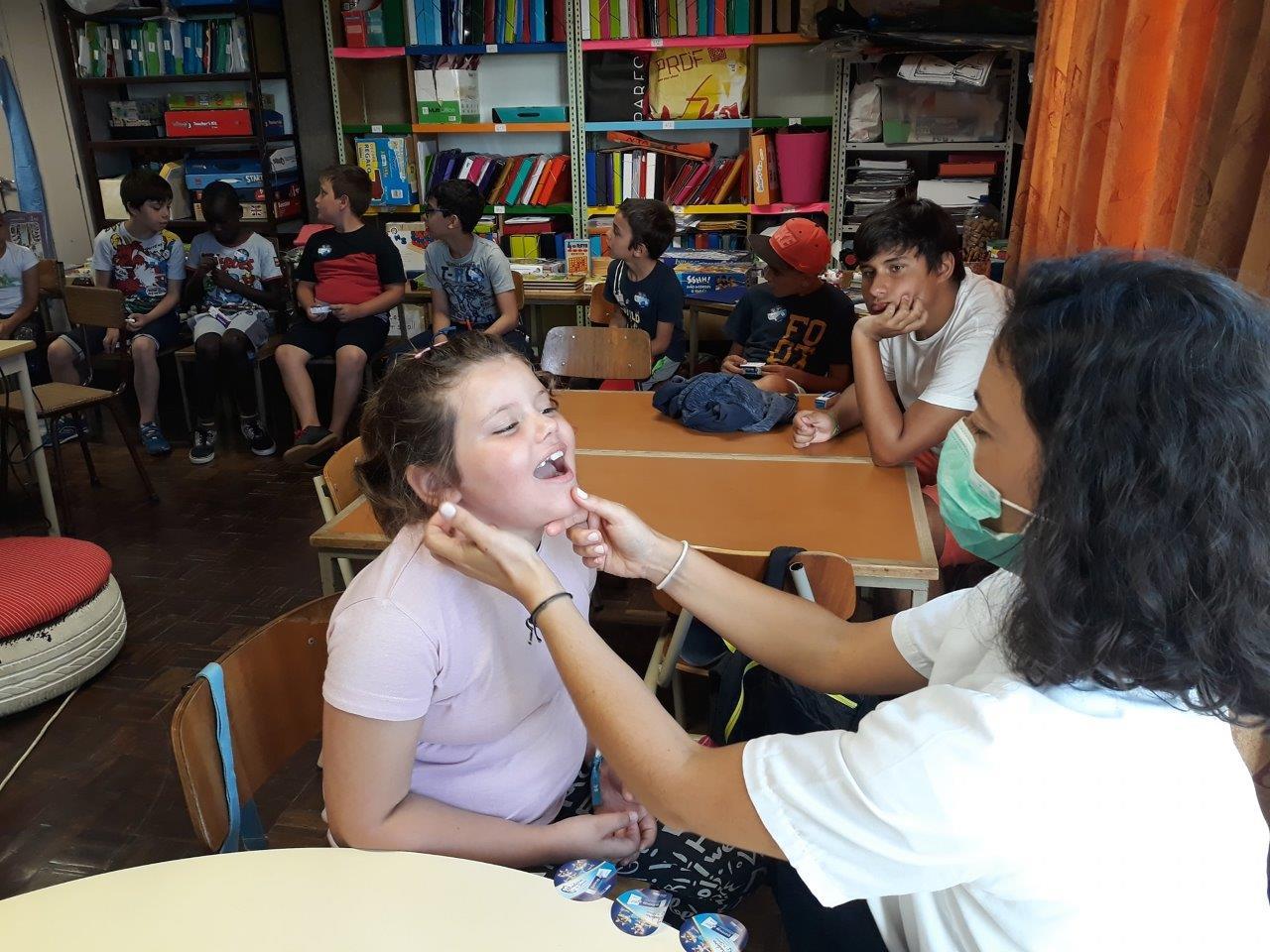 IHM e SESARAM iniciam ações de sensibilização para os cuidados de Saúde Oral