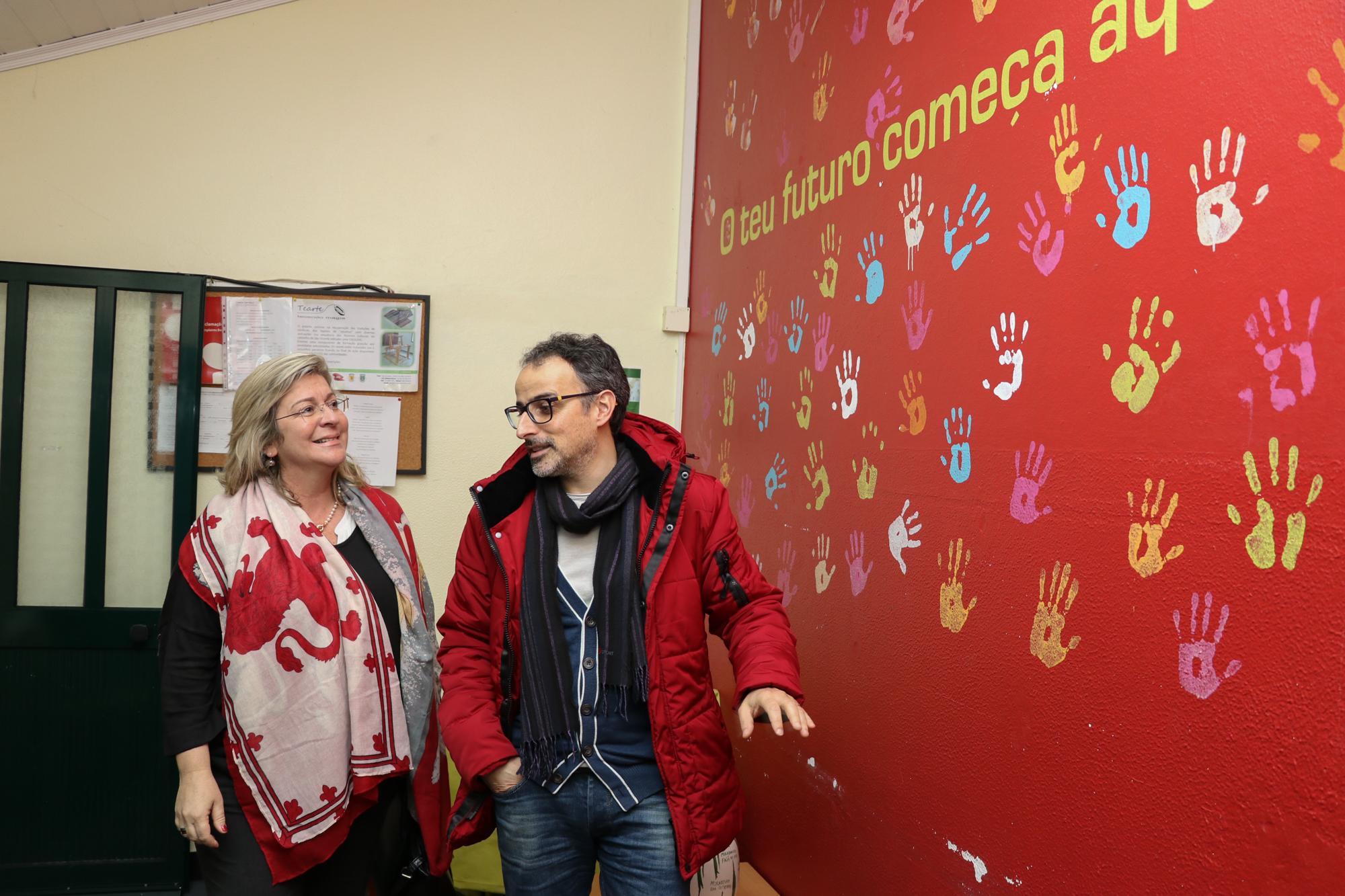 Governo Regional apoia Associação Crescer Sem Risco com cerca de 27 mil euros