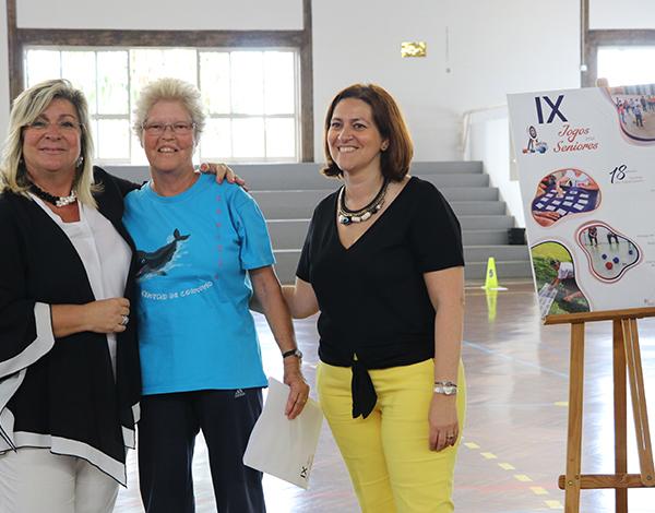 Rita Andrade destaca trabalho diário em prol dos idosos