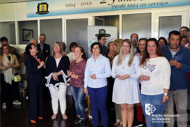 Casa do Povo de Água de Pena celebra 25º aniversário