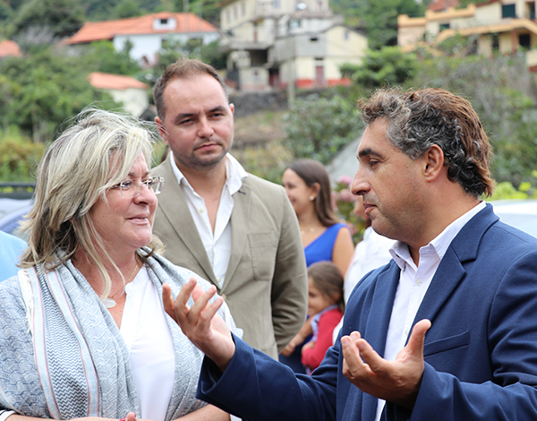 Rita Andrade enaltece dinamismo da Casa do Povo do Arco de S. Jorge