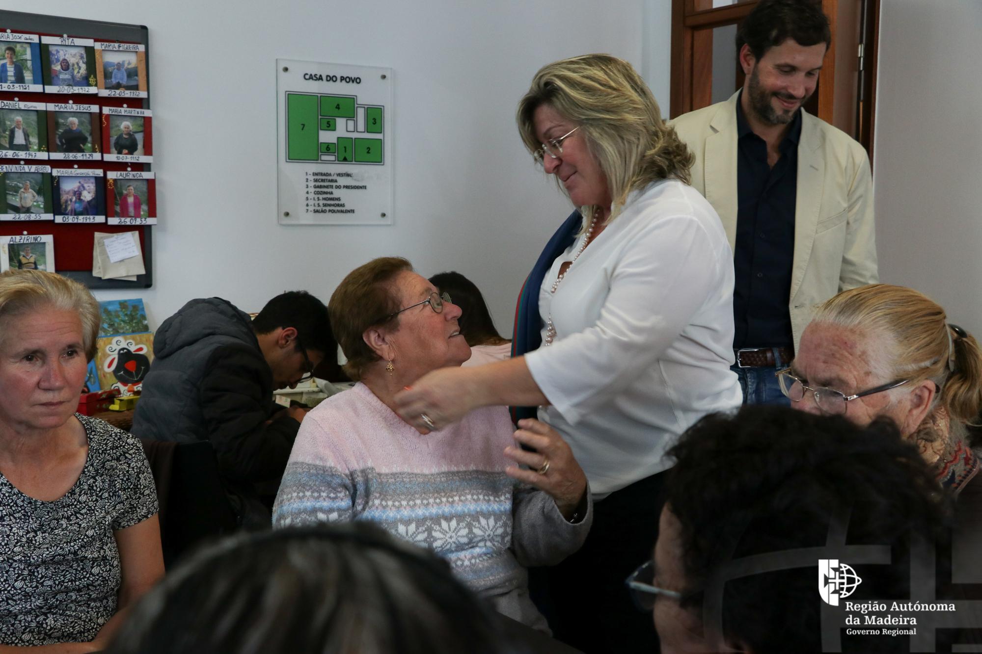 Governo reforça apoio a Instituições de cariz social