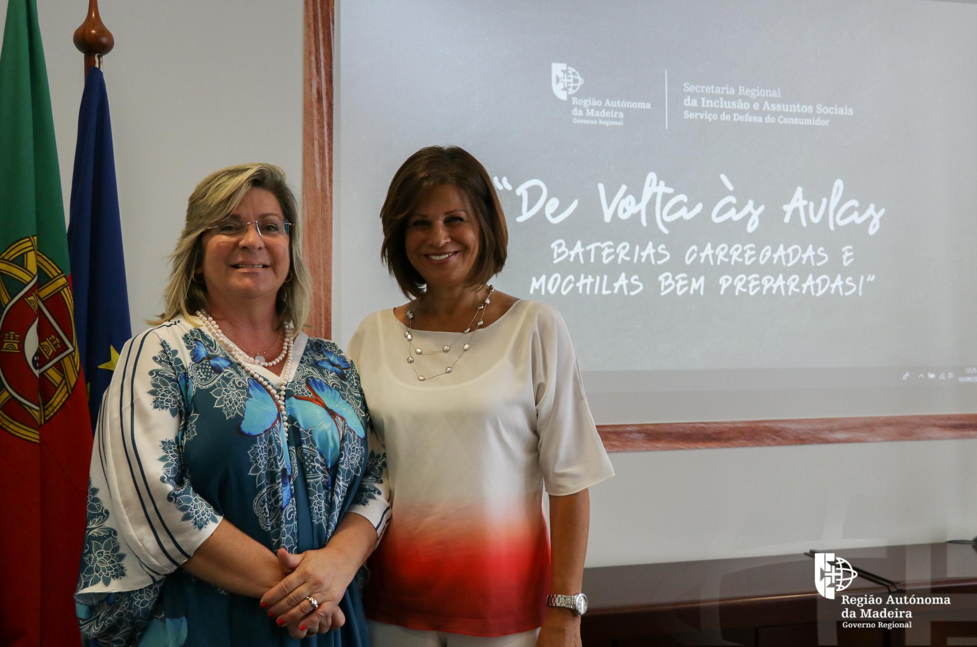 Governo reforça apoio domiciliário em Santana