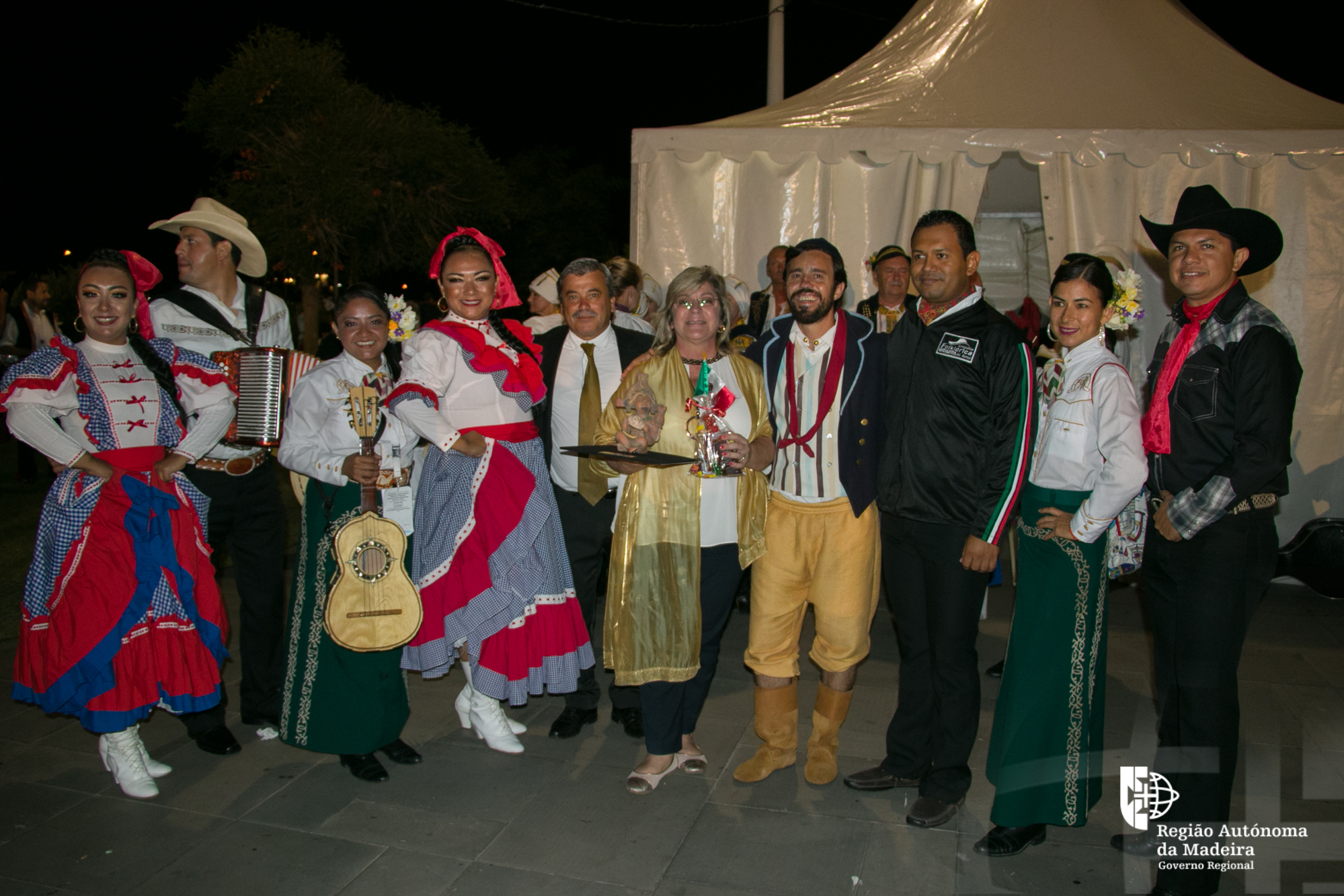 VII Gala Internacional de Folclore Manuel Ferreira Pio