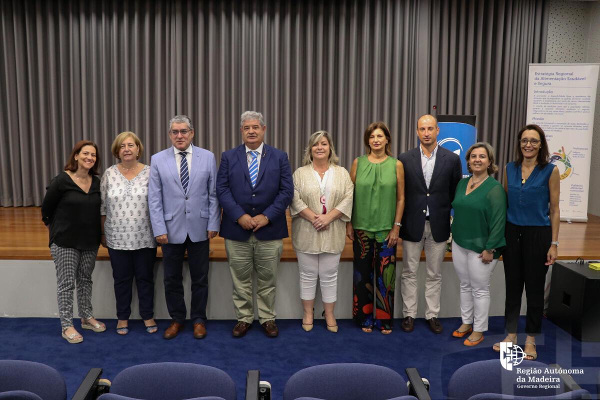 Governo Regional lança Projeto de Alimentação Saudável