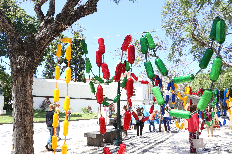 Centros de Atividades Ocupacionais apresentaram trabalhos artísticos na 19ª Exposição Regional de Expressão Plástica