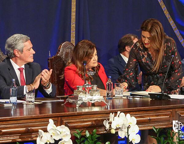 Augusta Aguiar toma posse como Secretária Regional de Inclusão Social e Cidadania
