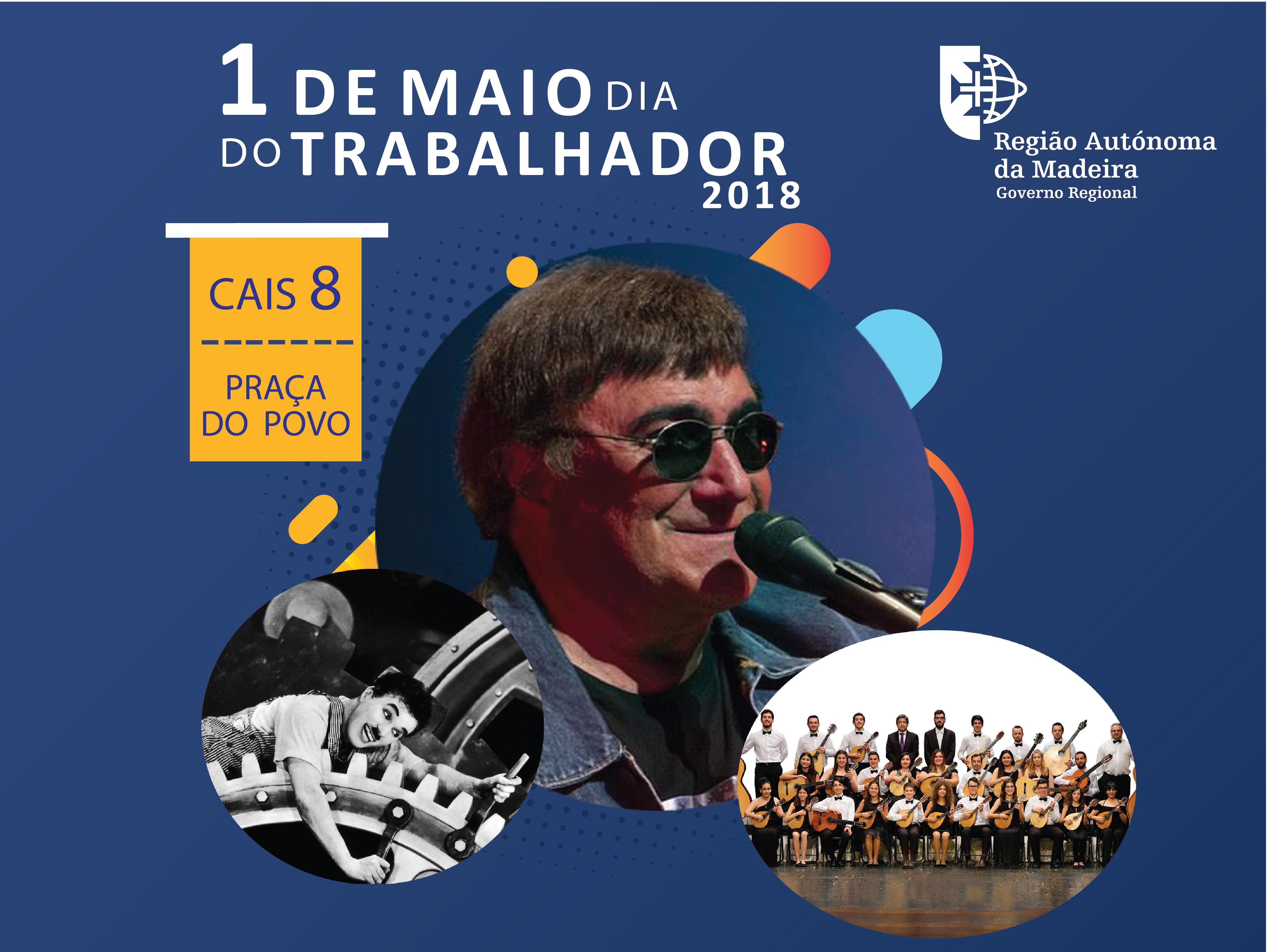 Governo Regional promove Dia do Trabalhador na Praça do Povo