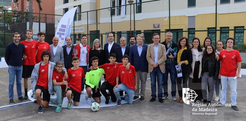 Apresentação do 'II Torneio de Futebol de Rua Interbairros'