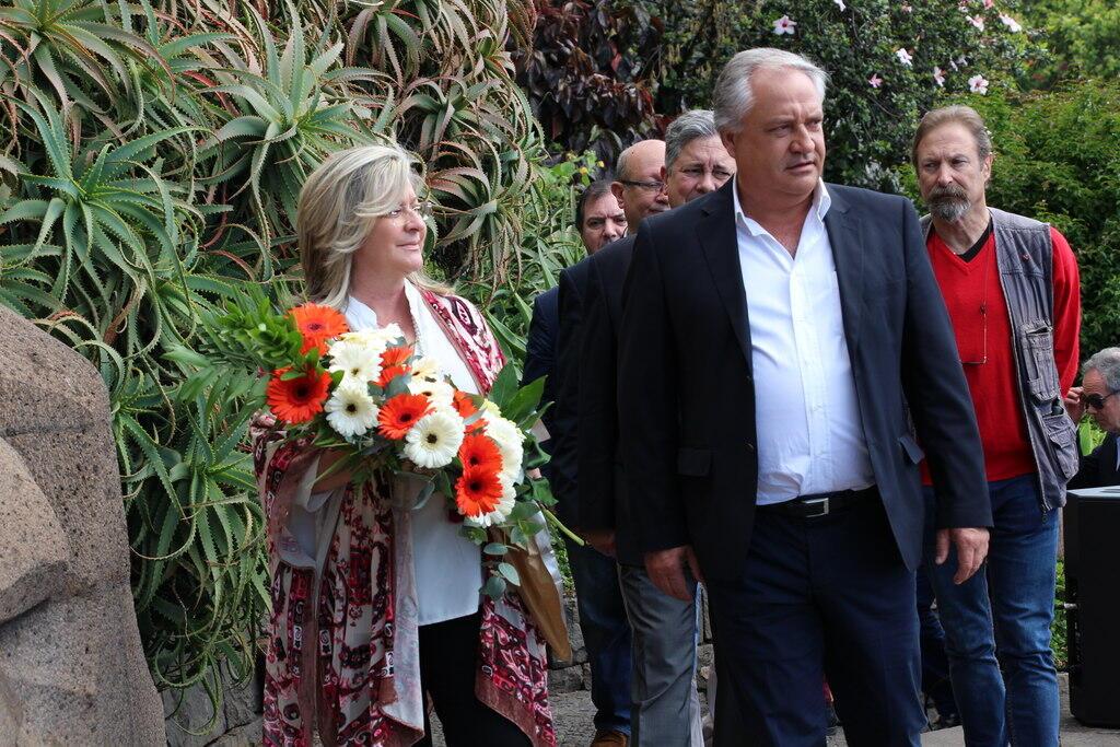 Governo Regional e parceiros sociais homenageiam o Trabalhador Madeirense