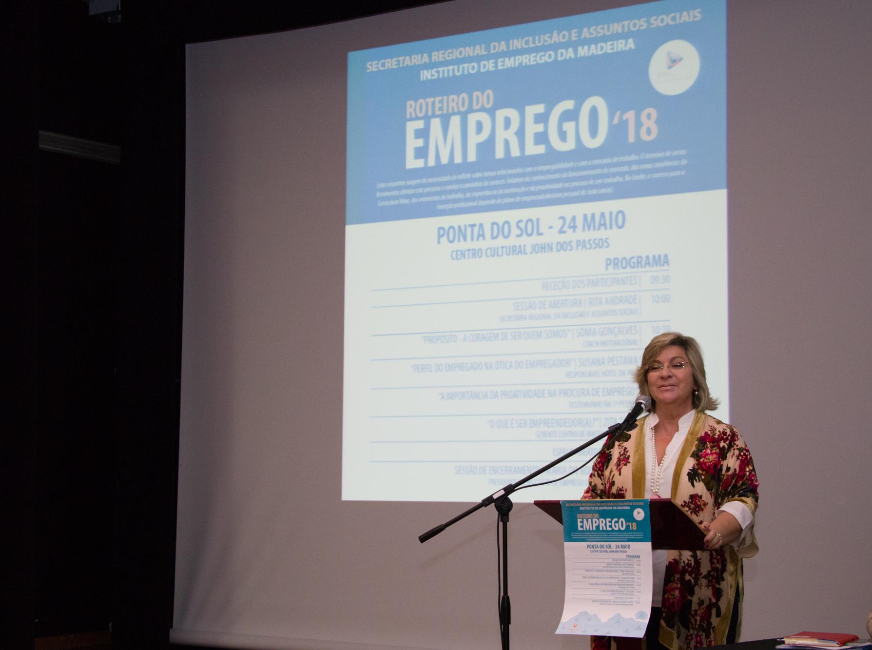 423 postos de trabalho criados através do programa de empreendedorismo para desempregados do Instituto de Emprego da Madeira