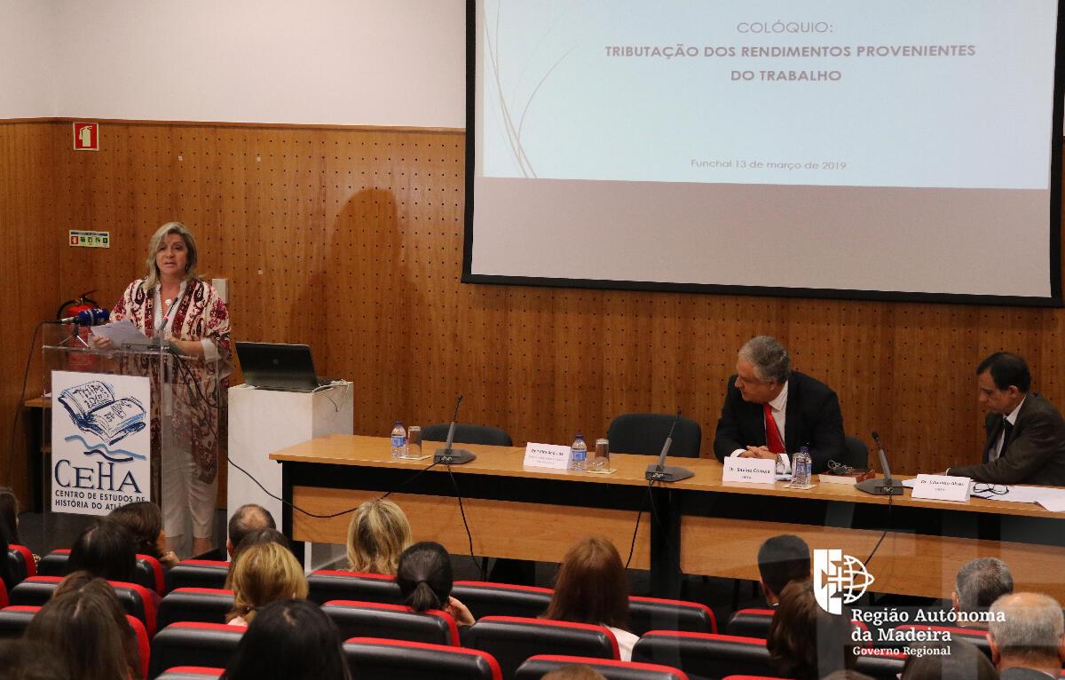 """""""Região continua a reforçar novo ciclo económico e social"""", afirma Rita Andrade"""