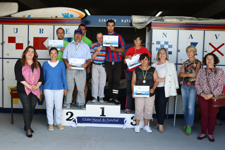 VIª edição do Encontro Regional de Canoagem Adaptada