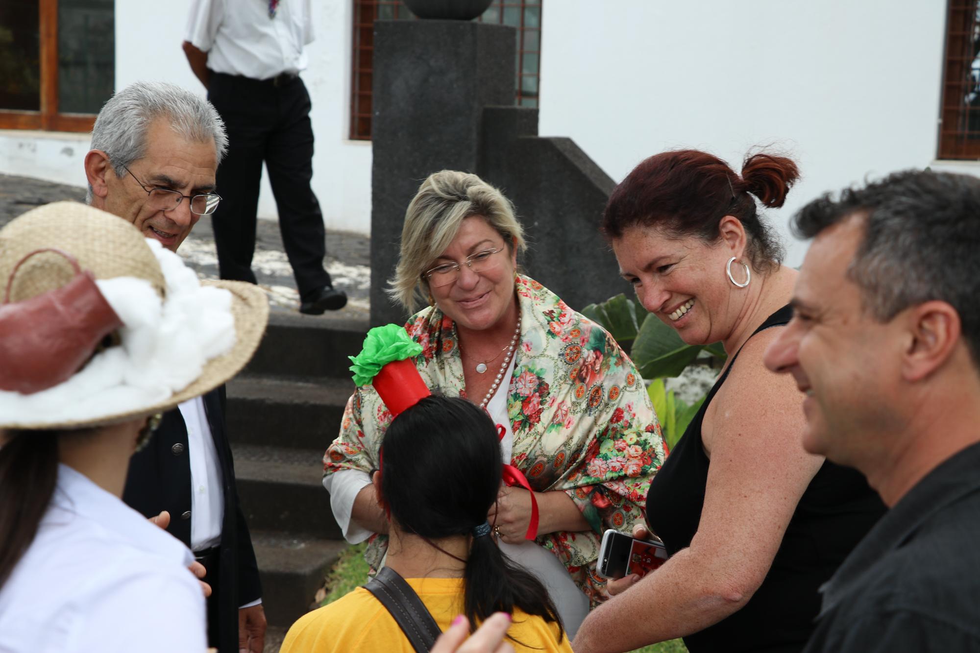 Governo reafirma apoio às instituições que desenvolvem ações junto dos idosos