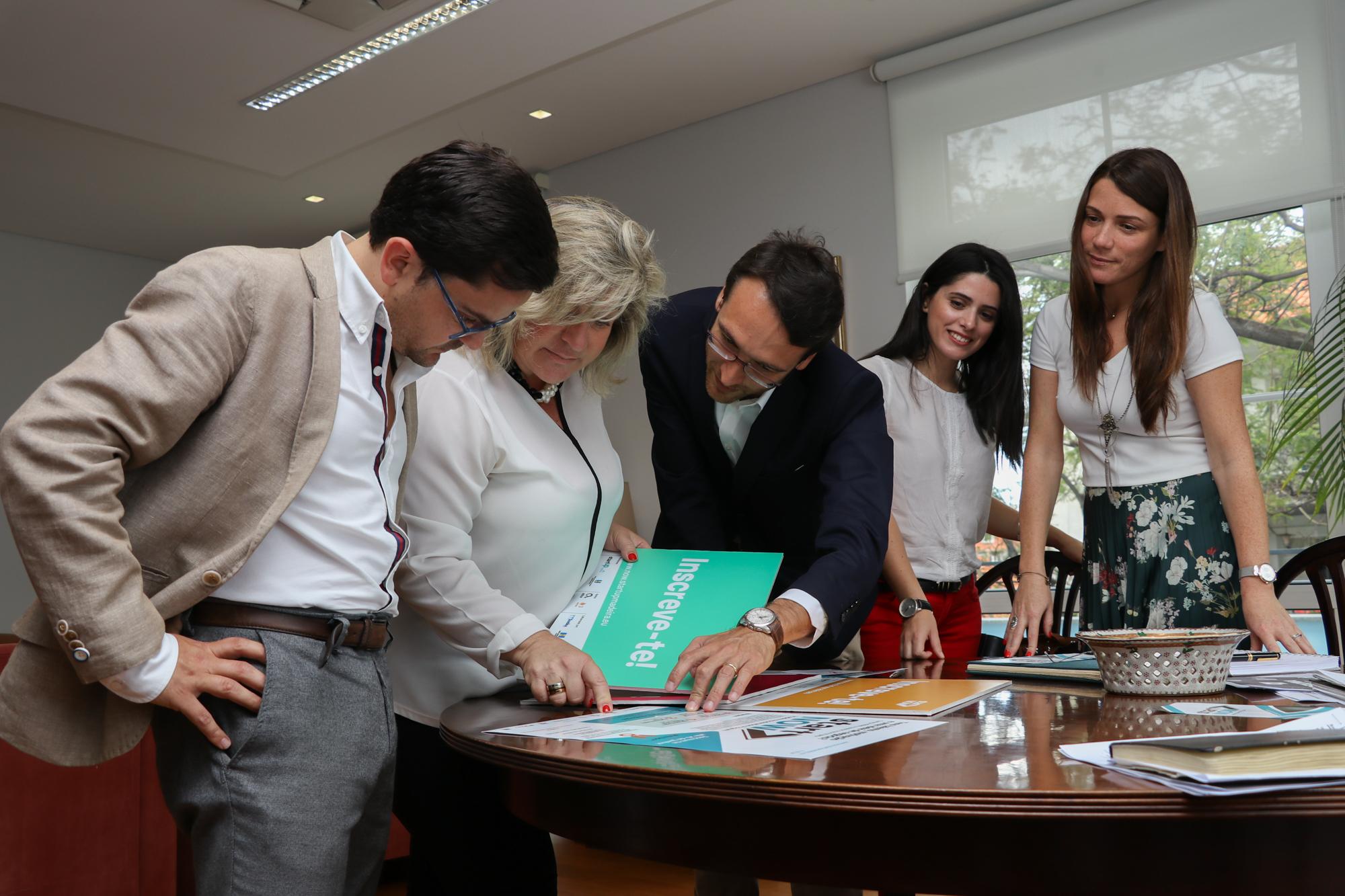 Governo associa-se à divulgação do programa de empreendedorismo 'Start Now'
