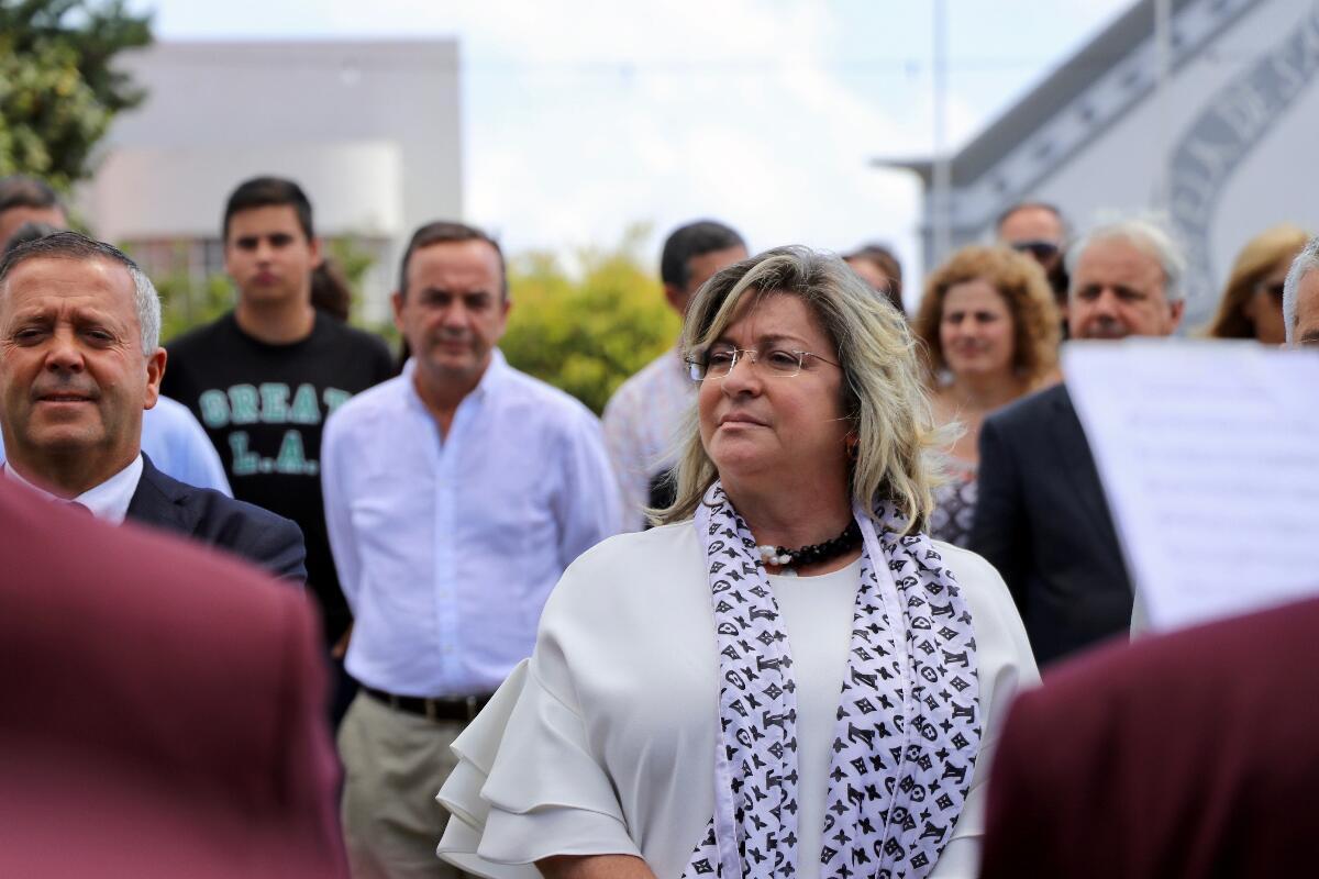 """""""Governo Regional irá continuar a apoiar este concelho, e a vila da Camacha"""""""