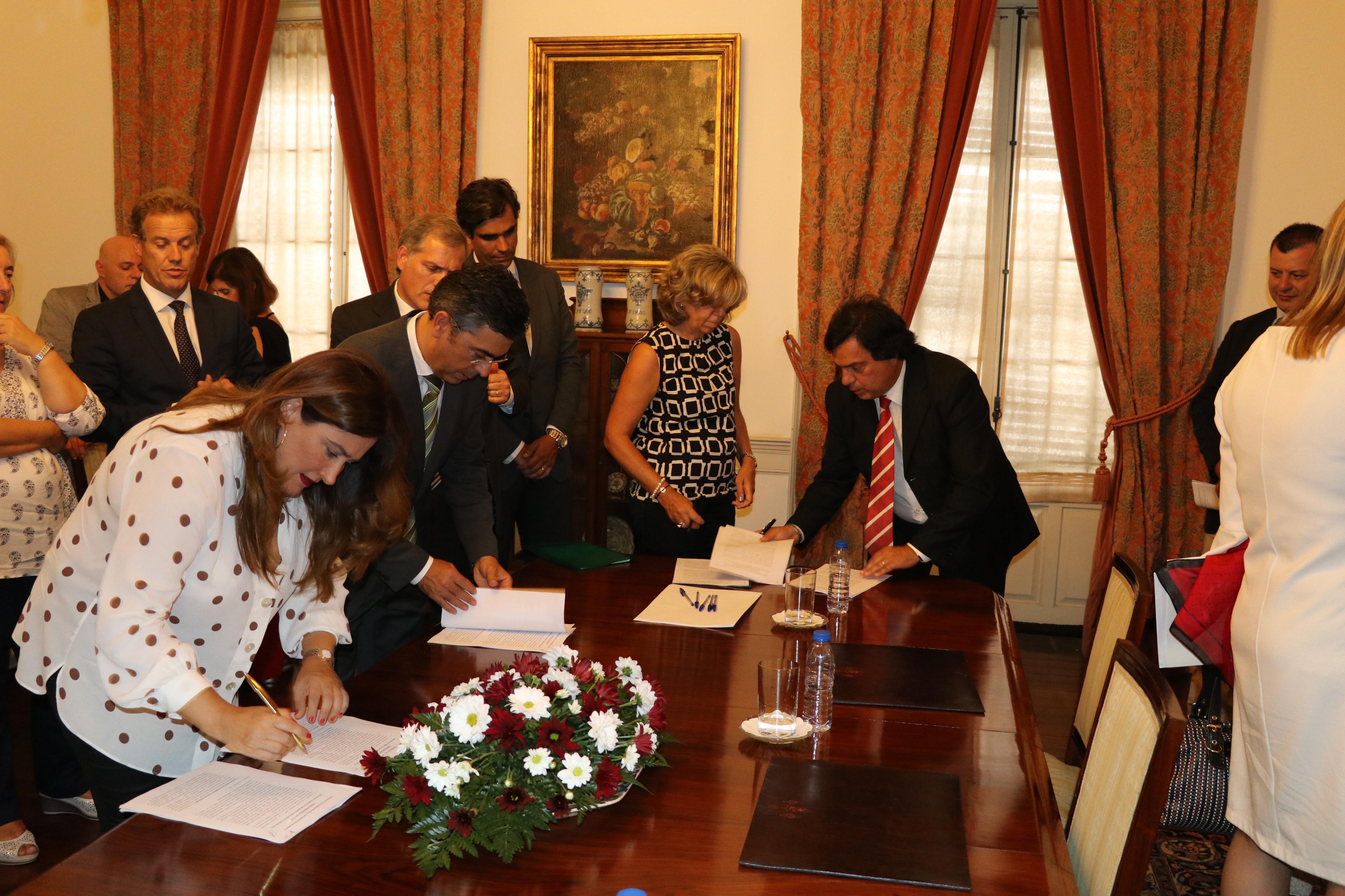 Governo Regional assina protocolos de intervenção social no âmbito do Orçamento Participativo Portugal