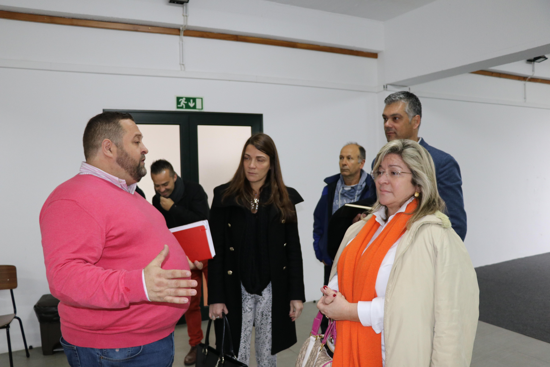 Rita Andrade destaca trabalho meritório da Casa do Povo da Camacha