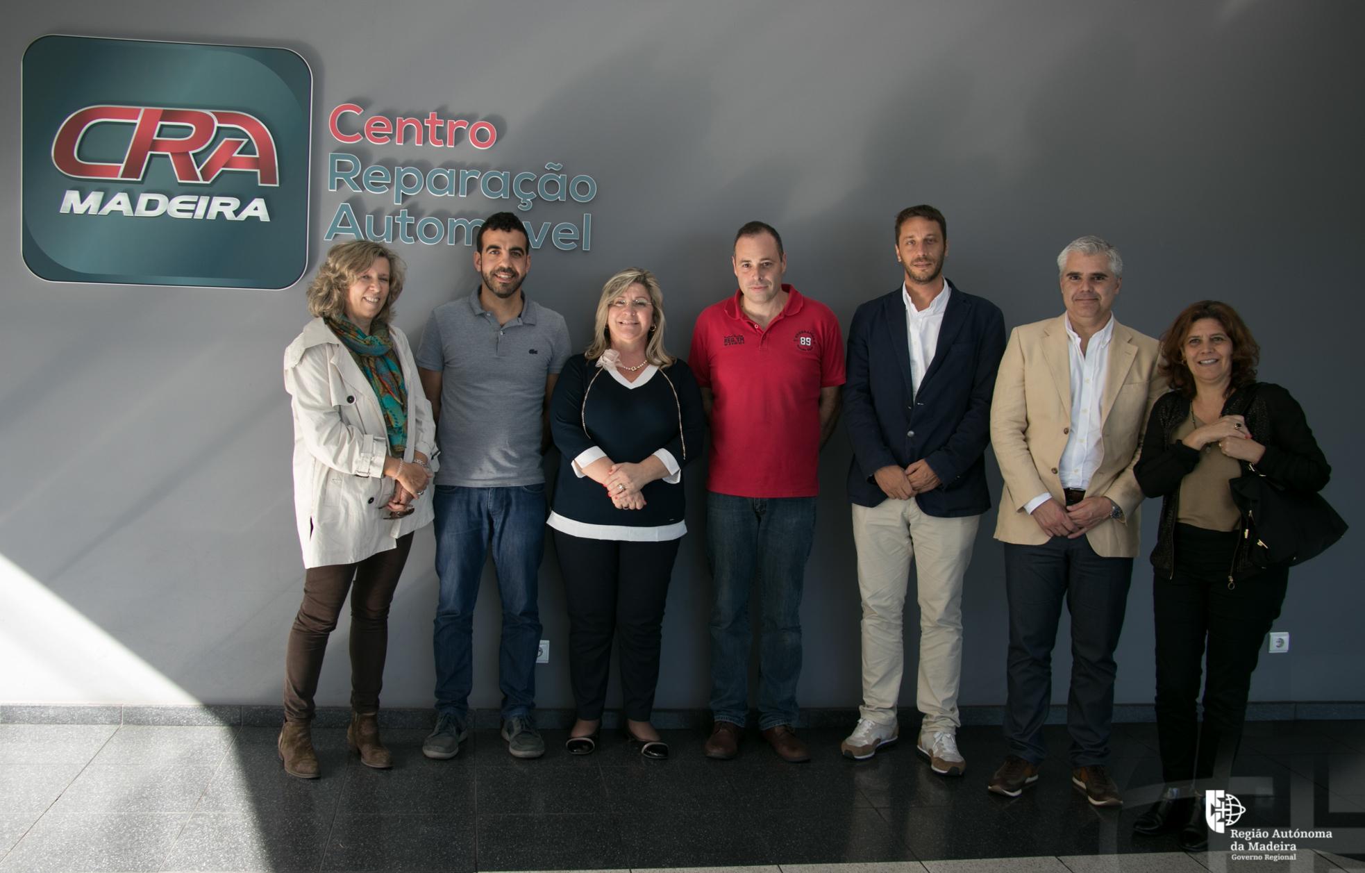 Rita Andrade inicia ciclo de visitas a projetos de empreendedores financiados pelo Governo Regional