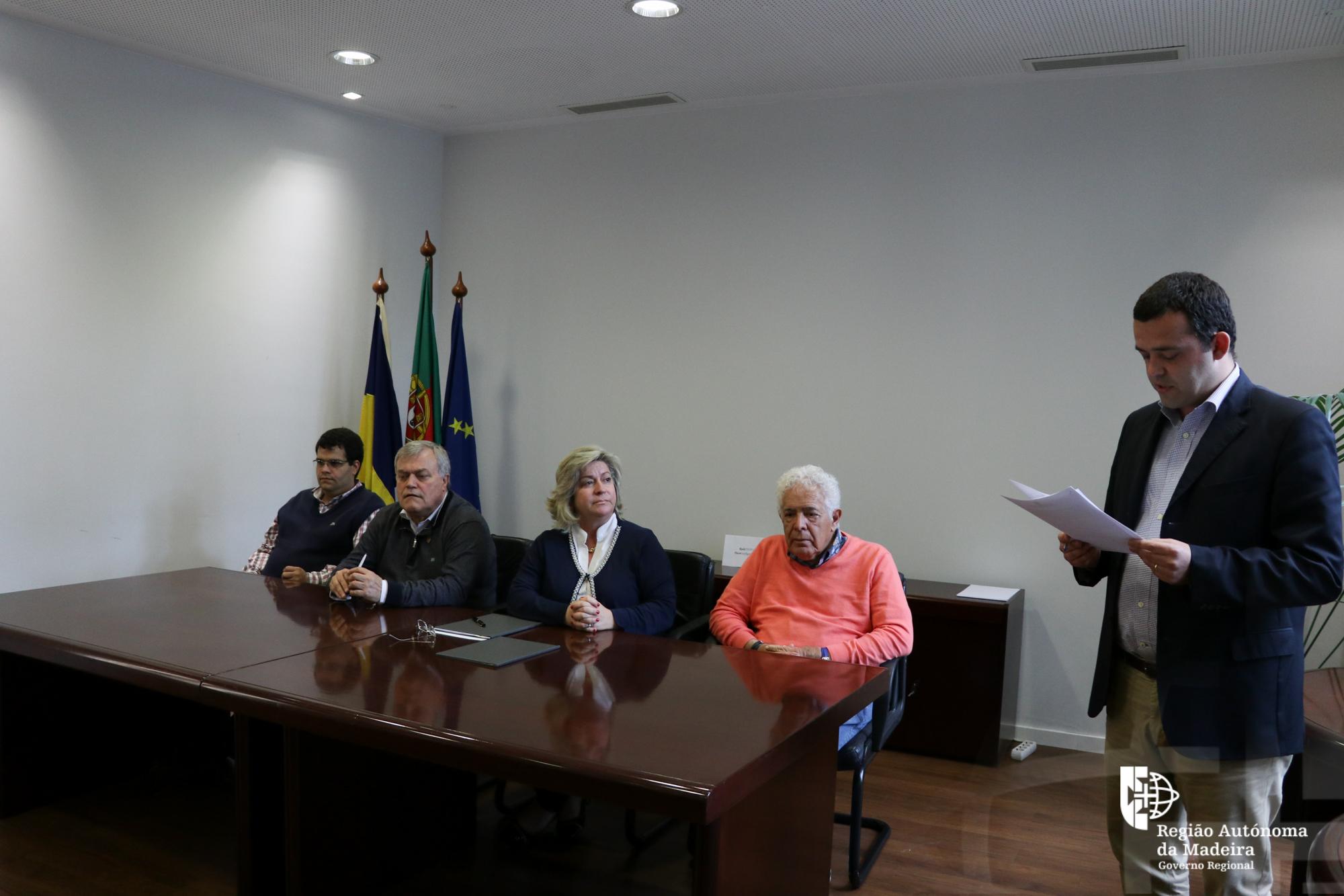 Governo reforça apoios da CRIAMAR e Centro Luís de Camões