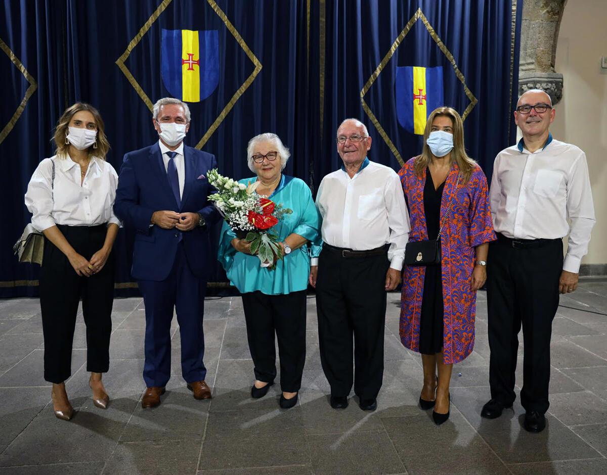 Concerto comemorativo do 101.º aniversário do Orfeão Madeirense