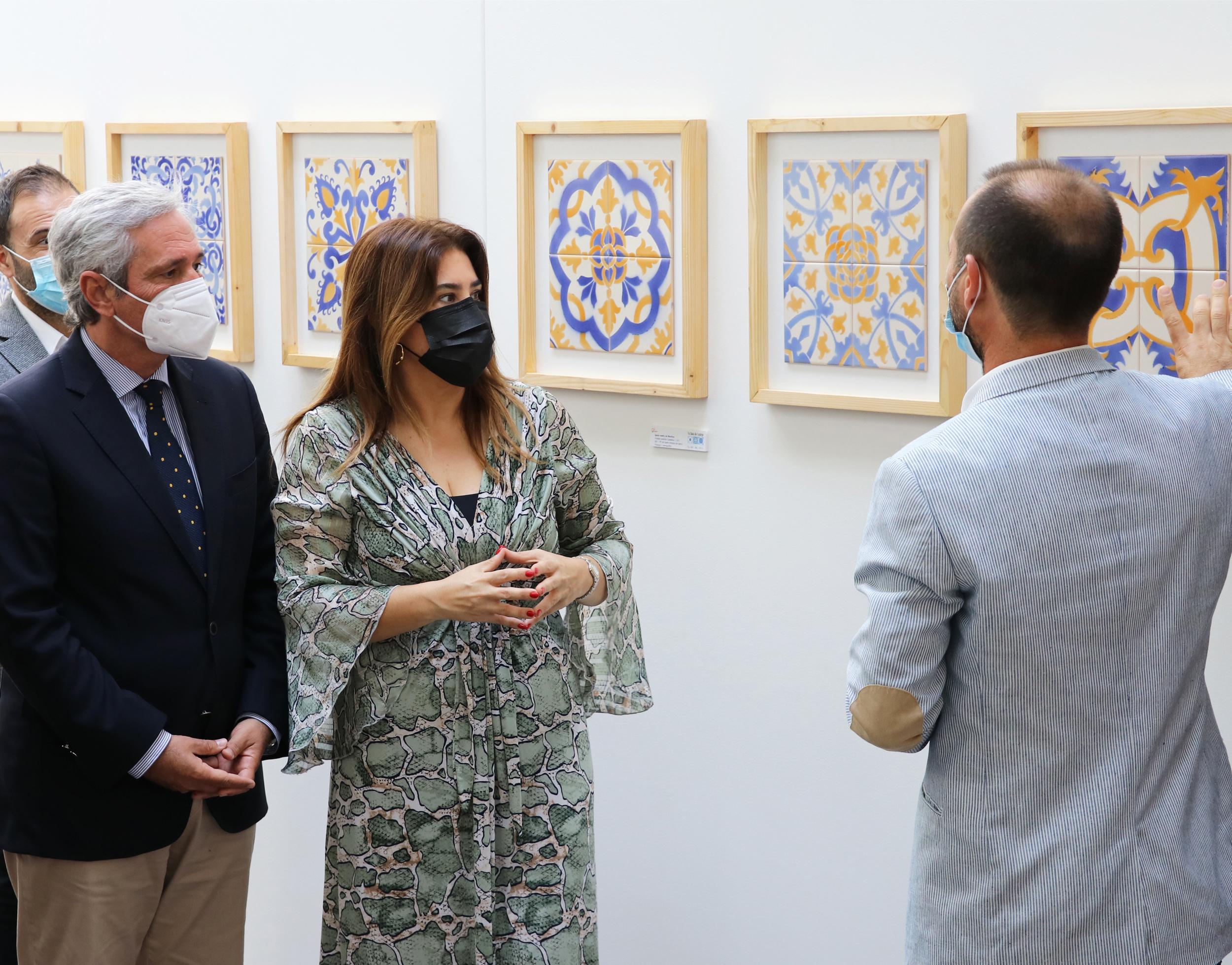 """Exposição """"Na Rota do Azulejo"""" abre comemorações do mês da Segurança Social"""