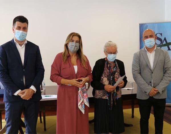 Governo Regional continua a apoiar famílias de São Vicente afetadas pelo temporal de 25 de dezembro