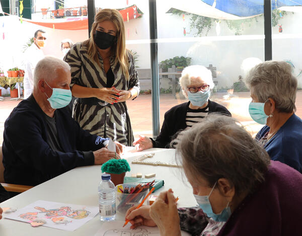 Lar de São Francisco apresenta trabalho de excelência junto dos idosos