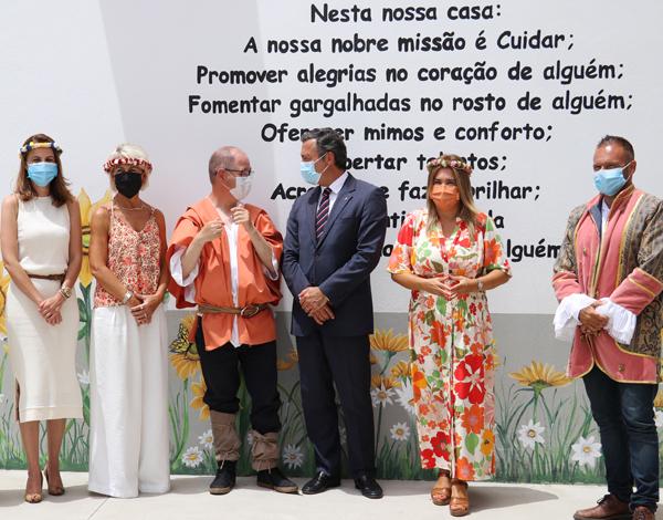 Centro de Inclusão Social da Madeira comemora 2.º aniversário