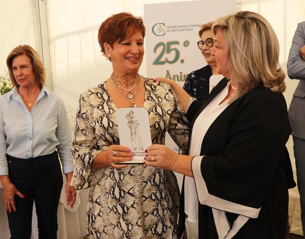 Centro Social e Paroquial de Santo António comemora 25 anos
