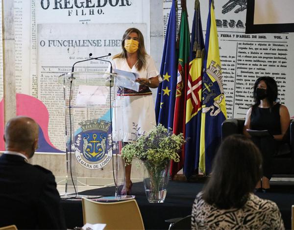 Augusta Aguiar assinala Dia Internacional da Literacia