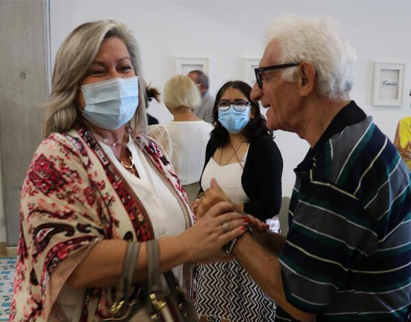 """""""Existimos para a nossa comunidade"""", destaca Rita Andrade"""