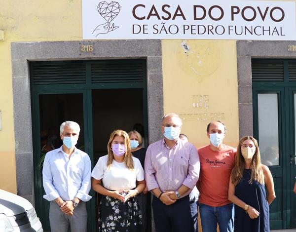 Casa do Povo de São Pedro reforça respostas sociais da freguesia