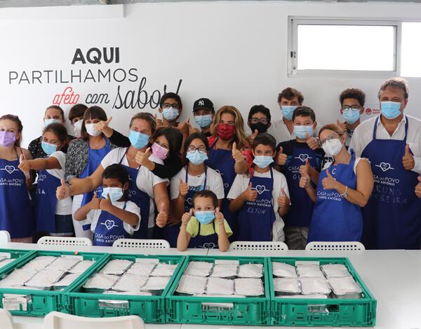 Casa do Povo de Santo António promove voluntariado juvenil