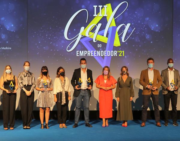 III Gala do Empreendedor homenageou empreendedores da Região